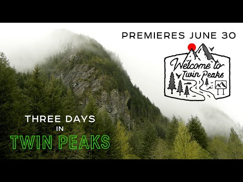 Sneak Peak • Three Days In Twin Peaks