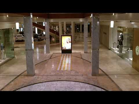 Alberto Balsalm by Aphex Twin but its playing in an empty mall