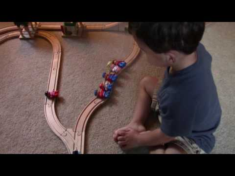 A two-year-old's solution to the trolley problem