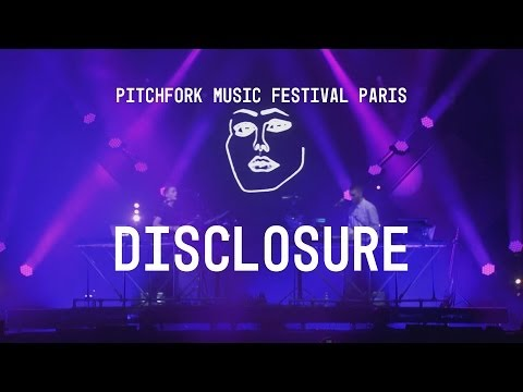 Disclosure   FULL SET   Pitchfork Music Festival Paris 2013