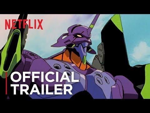Neon Genesis Evangelion | Official Trailer [HD] | Netflix