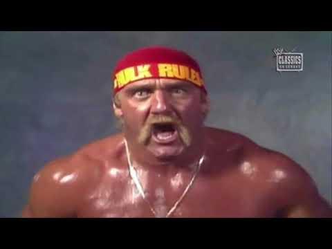Absolutely No Words - Hulk Hogan vs Macho Man Breathing Match