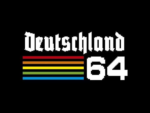 Rammstein - Deutschland (C64 Cover, Real SID, 8-bit)