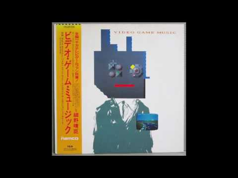 Haruomi Hosono - Video Game Music (1984) FULL ALBUM
