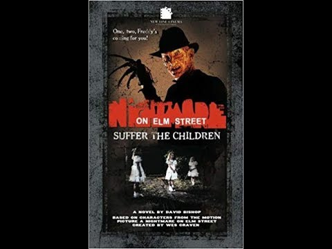A Nightmare On elm Street Suffer The Children AudioBook Chapters 1 & 2