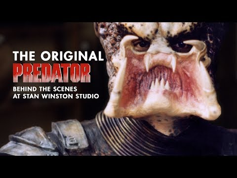 THE ORIGINAL PREDATOR: BEHIND THE SCENES AT STAN WINSTON STUDIO