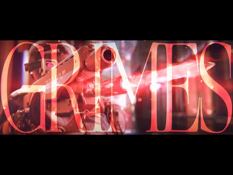 Grimes - You'll miss me when I'm not around (Cyberpunk 2077 Music Video)