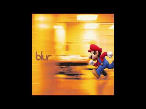 "Blur - Song 2, but every ""woohoo"" is done by Mario"