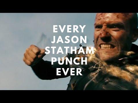 Every Jason Statham Punch. Ever.