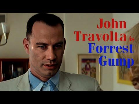 John Travolta is Forrest Gump [DeepFake]