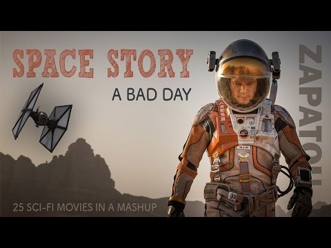 Space Story: A Bad Day - Zapatou Mashup
