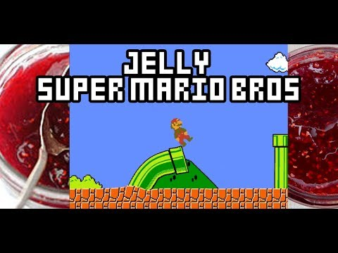 Jelly Super Mario Brothers
