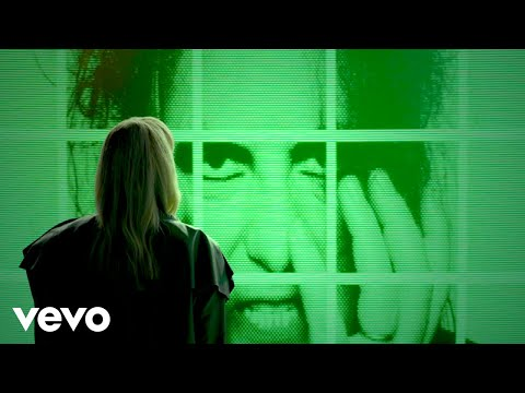 CHVRCHES, Robert Smith - How Not To Drown (feat. Robert Smith) (Official Video)