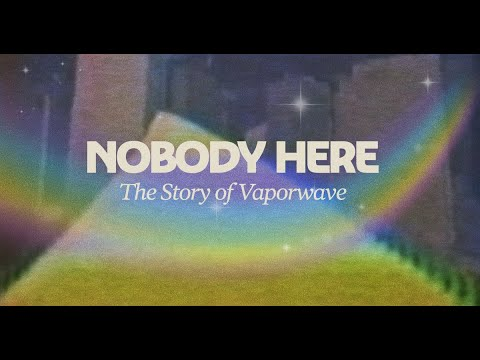 NOBODYHERE | The Story of Vaporwave - CAMPAIGN LAUNCH TRAILER