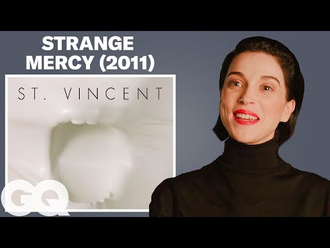 St Vincent Breaks Down Her Most Iconic Songs | GQ
