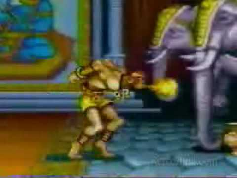Street Fighter II Commercial (US)
