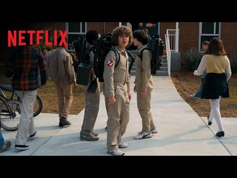 Stranger Things 2 | Super Bowl 2017 Ad | Netflix