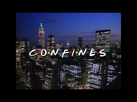 CONFINÉS -Friends en 2020-