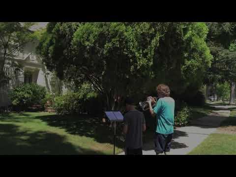 Bryce Hayashi & Mickle play Star Wars for John Williams! (7/11/16)