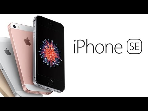 iPhone SE (parody)