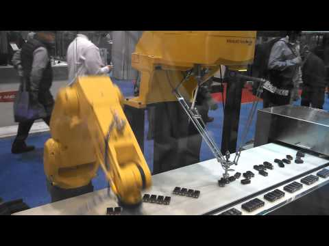 FANUC robots at PackExpo 2014