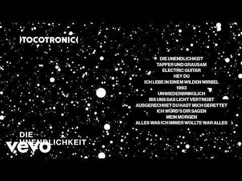 Tocotronic - Die Unendlichkeit (Album Player)
