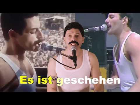 European Rhapsody - nimm dies, EU-Artikel 13 !!! (aka 17) - TONY MONO GEGEN UPLOADFILTER