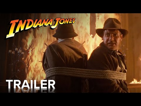 INDIANA JONES AND THE LAST CRUSADE | Official Trailer | Paramount Movies