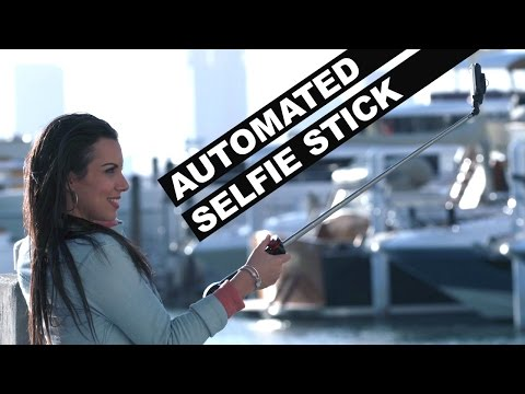 Automated Selfie Stick - UnREAL