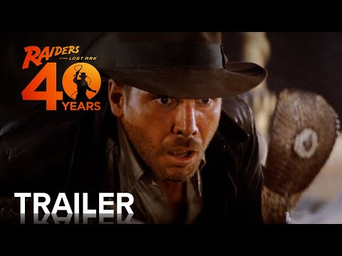 INDIANA JONES | Official Franchise Trailer | Paramount Movies