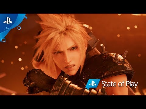 Final Fantasy VII Remake - Teaser Trailer | PS4