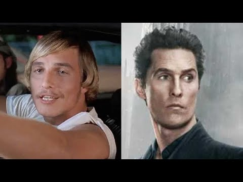 "Every Matthew McConaughey ""Alright"" In Chronological Order (1993 - 2017)"