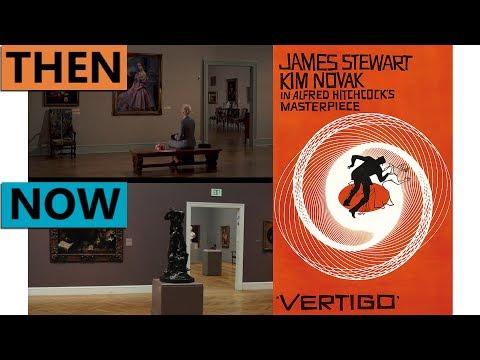 Vertigo Filming Locations | Then & Now 1957 San Francisco