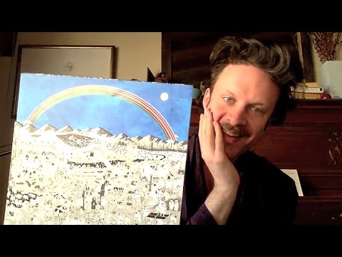 Father John Misty - Pure Comedy Deluxe Vinyl Unboxing