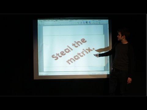 Yo'uve been tricked (Matrix Powerpoint)