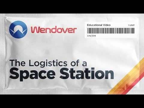 The Logistics of the International Space Station
