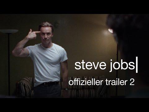 Steve Jobs - Trailer #2 german/deutsch HD