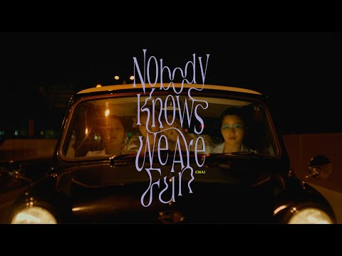 CHAI - Nobody Knows We Are Fun - Official Music Video