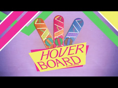 Official: Hoverboard Commercial