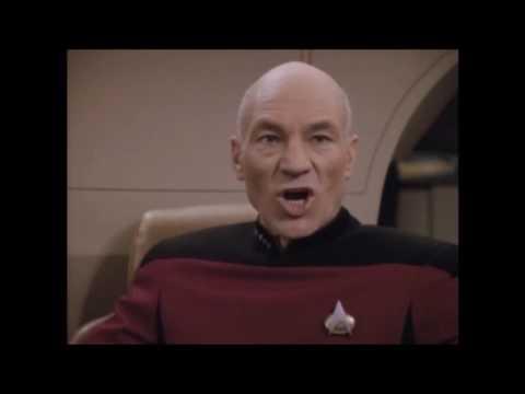"Star Trek TNG Compilation - Every ""Make it So"""