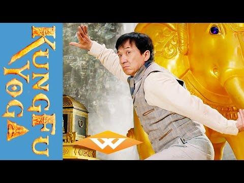 Kung Fu Yoga (2016) International Trailer - Jackie Chan Movie