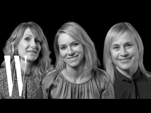 Naomi Watts, Laura Dern & Patricia Arquette Tell Stories About David Lynch | W magazine