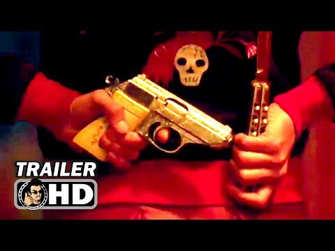 TOO OLD TO DIE YOUNG Trailer (2019) Nicolas Winding Refn Thriller Series