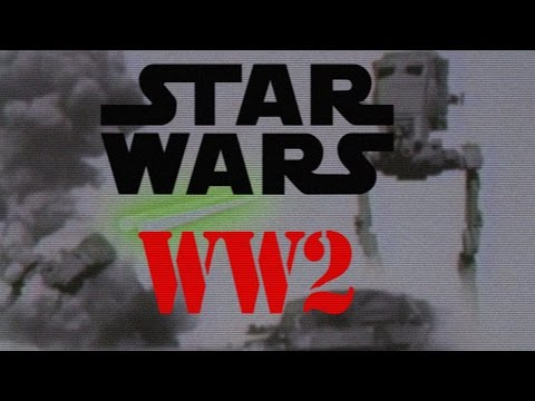 Star Wars WWII News Reel (WWII Vs. STARWARS, WARBOND)