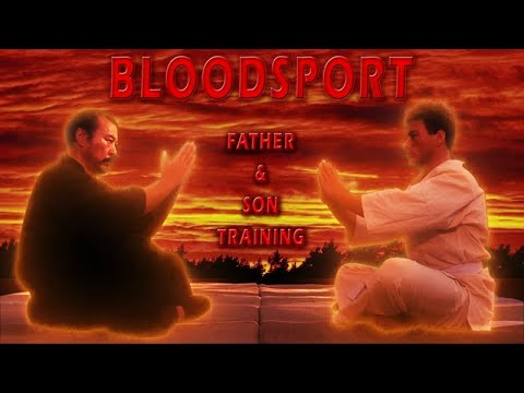Bloodsport Father & Son Training Remix