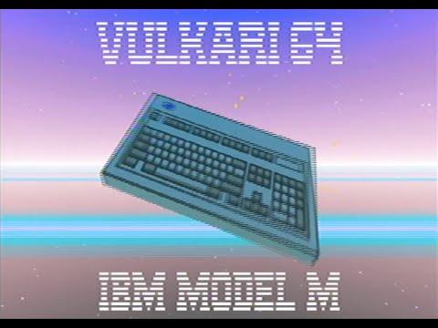 Vulkari64 - IBM Model M