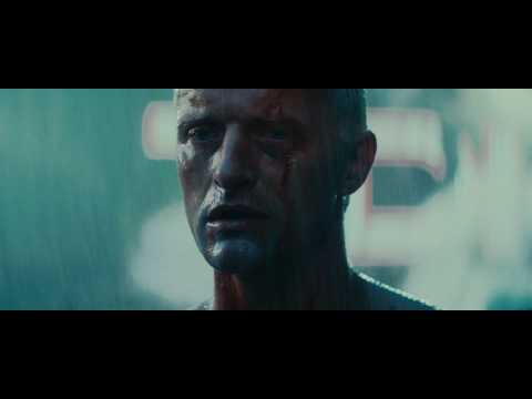 Blade Runner - Roy Batty's monologue (Full HD)