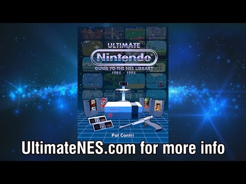 Nintendo NES Library Guide & Review Book of 750+ Games!