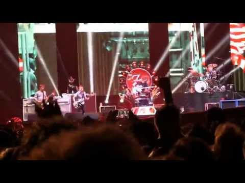 "Foo Fighters 20th Anniversary Blowout- ""Something From Nothing"" (1080p) on July 4, 2015"