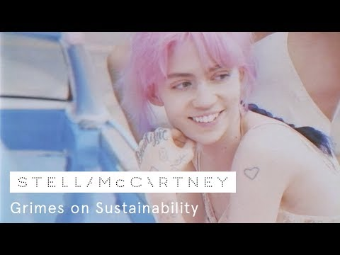 Grimes on Sustainability | #POPNOW